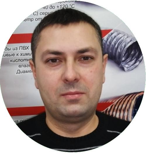 Андрей Свистула- менеджер завода ТЕХ